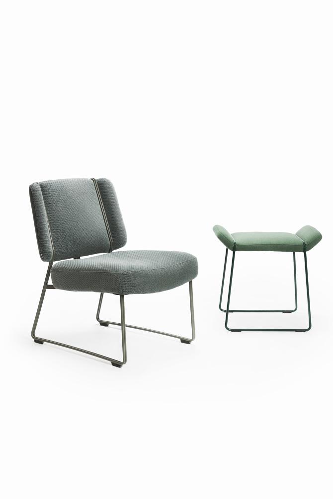 FRANKIE Lounge / JOHANSON DESIGN
